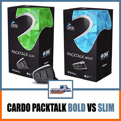Cardo Packtalk Bold Vs Slim