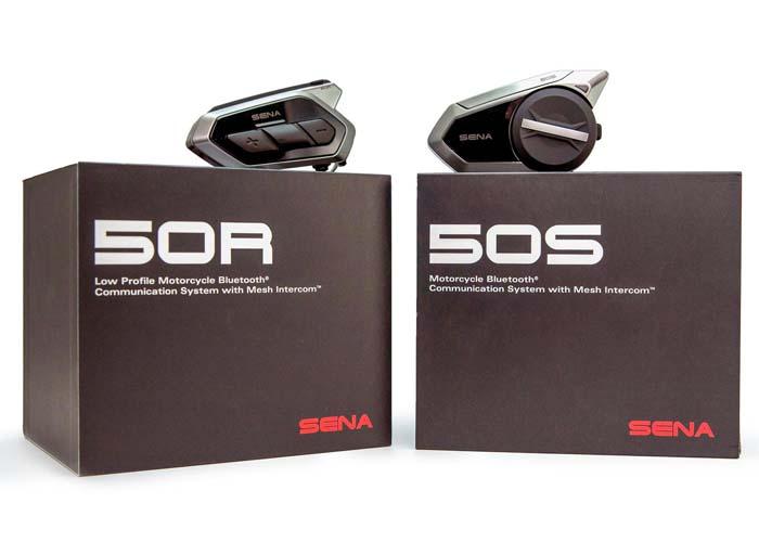sena 50r vs 50s